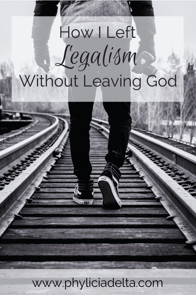 When we believe that man's rules are actually God's, when the rules fail us,we blame our disillusionment on God... when it's not even His fault.