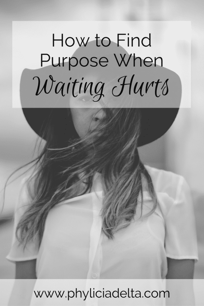 waiting hurts