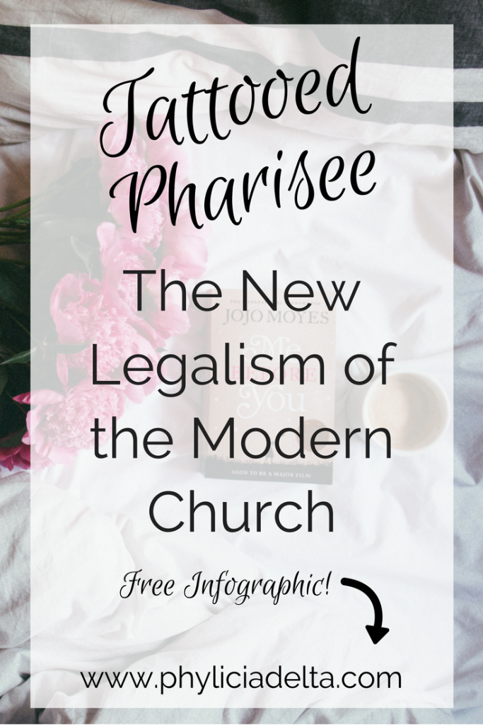 There is a new brand of Pharisee; one no better than the last, though far harder to see.