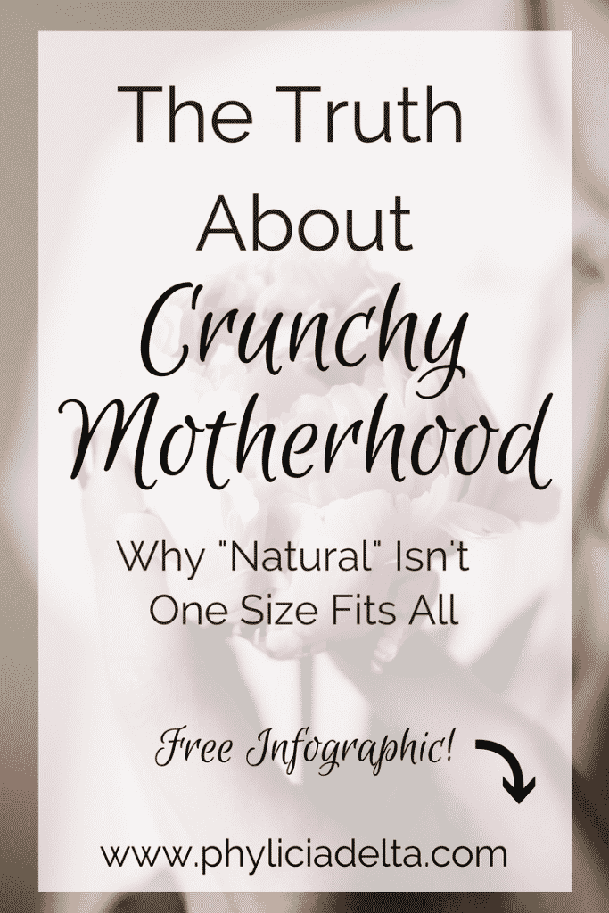 The Truth About Crunchy Motherhood