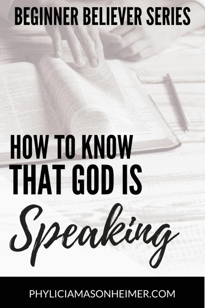 speaking, God, Christianity, Christian life, bible study, prayer, bible journaling