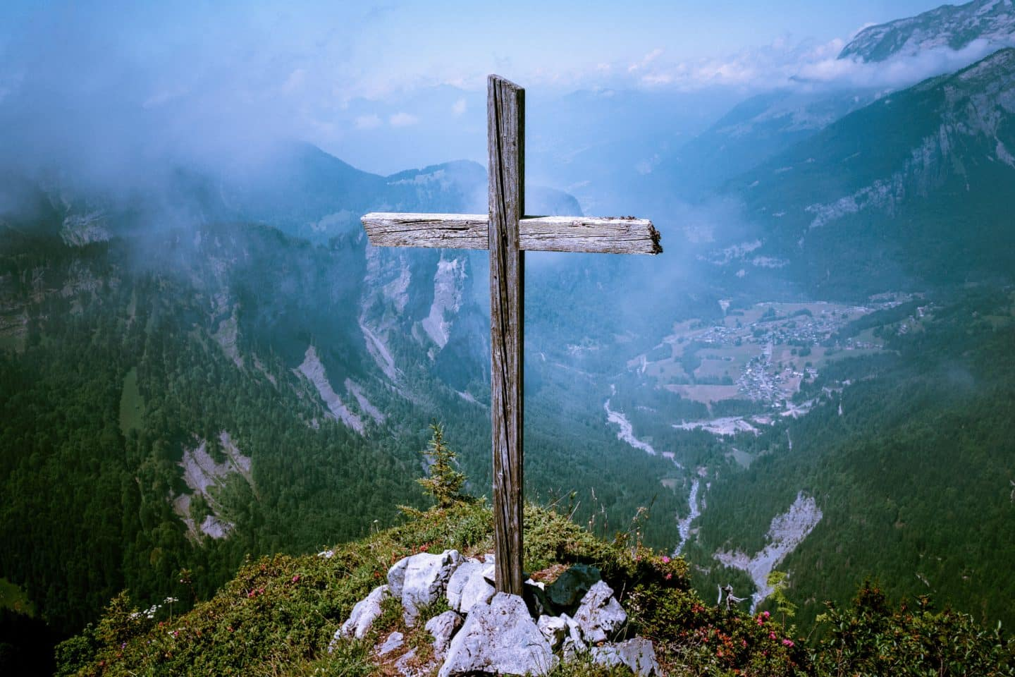 How the Cross Defeats My Victimhood